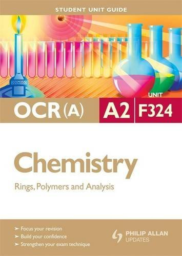 OCR A2 Chemistry By Mike Smith