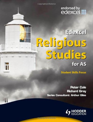 Edexcel Religious Studies for AS By Richard Gray