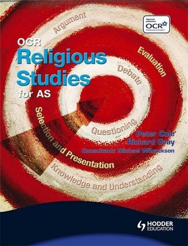 OCR Religious Studies for AS By Richard Gray
