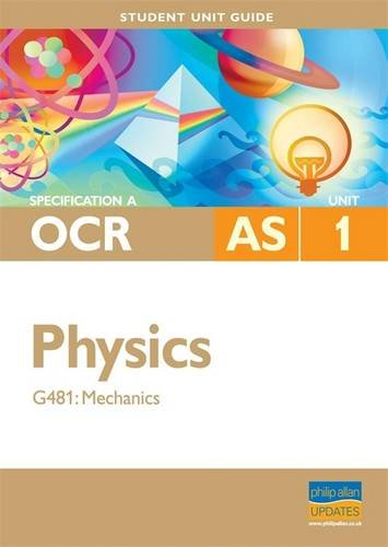 OCR (A) AS Physics By Gurinder Chadha