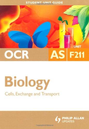 OCR AS Biology By Richard Fosbery