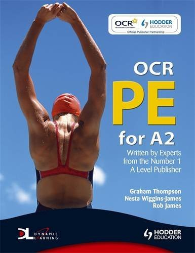 OCR PE for A2 Whiteboard By Graham Thompson