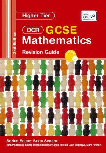 OCR Higher Tier Mathematics GCSE By Jean Matthews