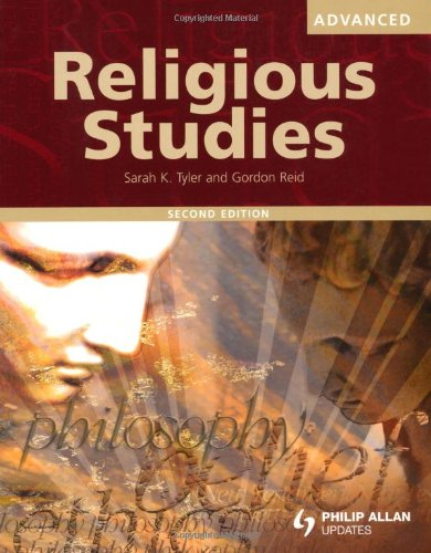Advanced Religious Studies By Sarah K. Tyler