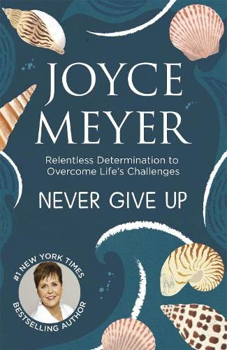 Never-Give-Up-by-Meyer-Joyce-Paperback-Book-The-Cheap-Fast-Free-Post