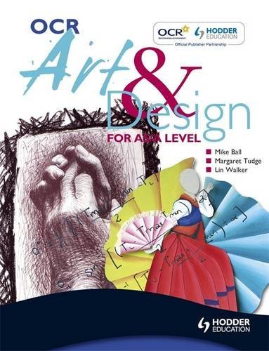 OCR Art and Design for A Level By Shirley Ballantyne