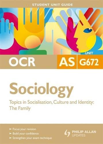OCR AS Sociology By Dave Aiken
