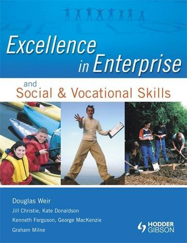Excellence in Enterprise and SVS By Douglas Weir