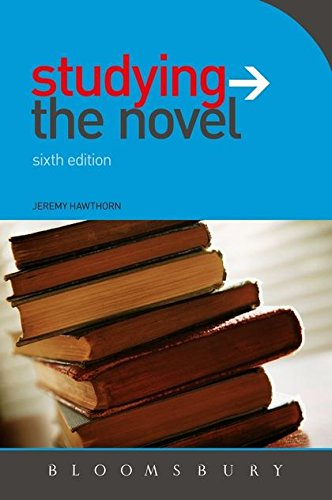 Studying the Novel By Jeremy Hawthorn