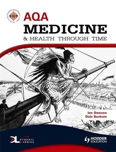 AQA Medicine and Health Through Time: An SHP Development Study By Dale Banham