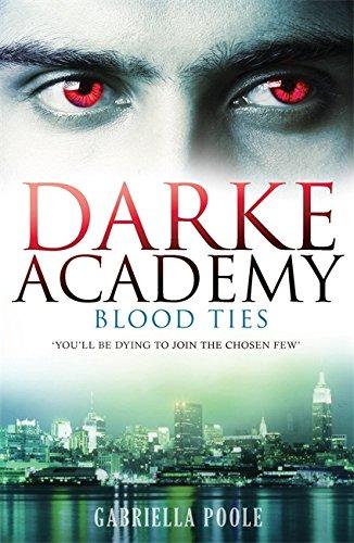 Blood Ties By Gabriella Poole