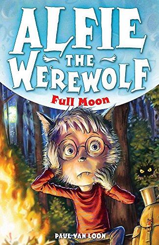 Full Moon by Paul Van Loon