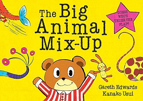 The Big Animal Mix-up by Gareth Edwards