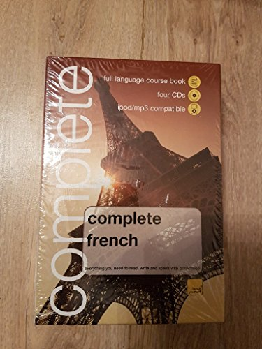 Teach Yourself Complete French (Book & CD) By Gaelle Graham