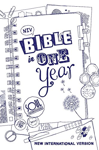 NIV Soul Survivor Bible in One Year By Uk International Bible Society