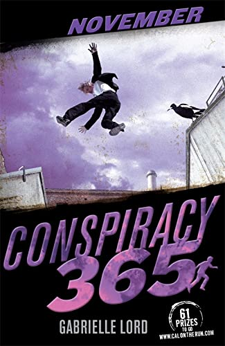 November (Conspiracy 365) By Gabrielle Lord