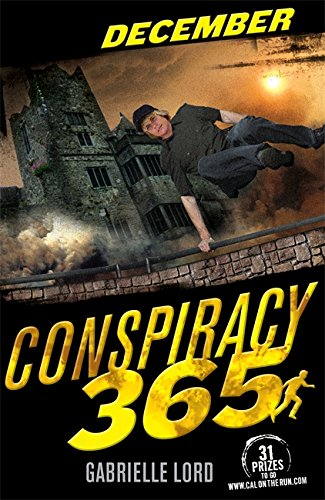 December (Conspiracy 365) By Gabrielle Lord