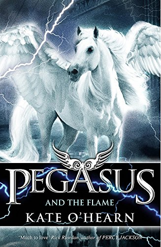 Pegasus and the Flame by Kate O'Hearn