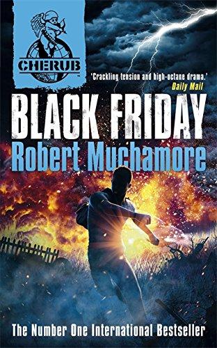 Black Friday By Robert Muchamore