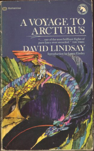Voyage to Arcturus By David Lindsay