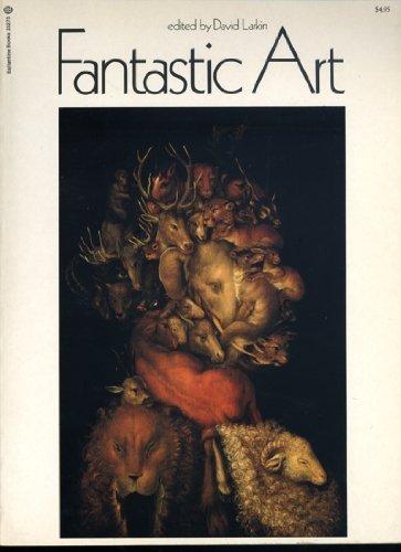 FANTASTIC ART. By David (edited by). Larkin