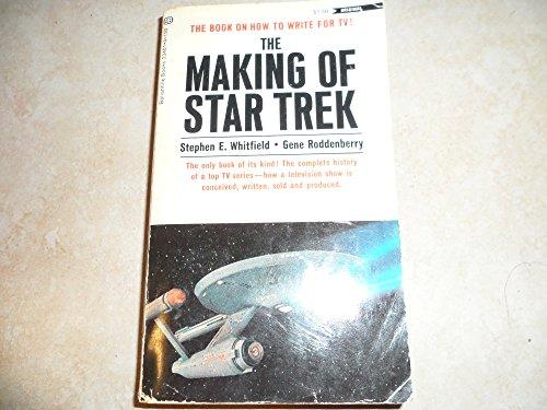 """Making of """"Star Trek"""" By Stephen E. Whitfield"""