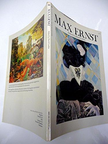 Max Ernst By Edited by David Larkin