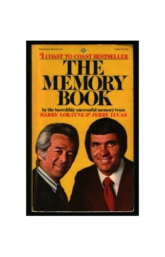 The Memory Book By Robertson, Bengt