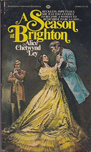 A Season at Brighton By Alice Chetwynd Ley