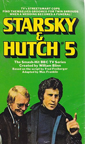 Starsky & Hutch #5: Terror on the Docks