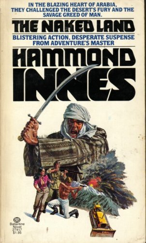 The Naked Land By Hammond Innes