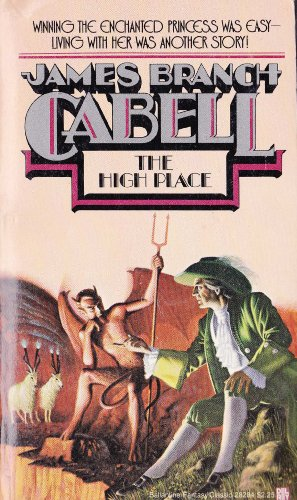 High Place By James Branch Cabell