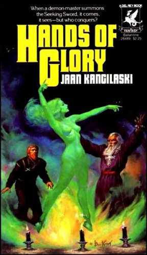 Hands of Glory By Jaan Kangilaski