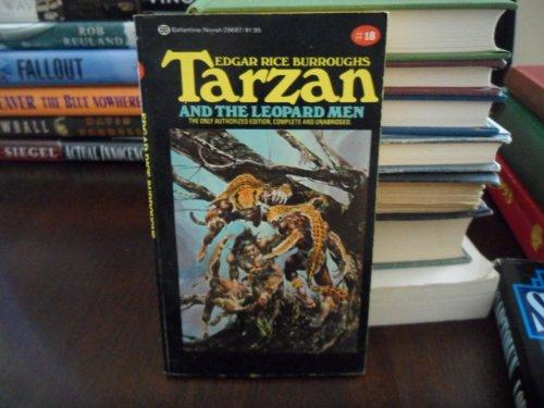 Tarzan and the Leopard Man By Edgar Rice Burroughs