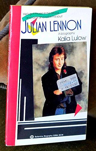 Julian Lennon By Kalia Lulow