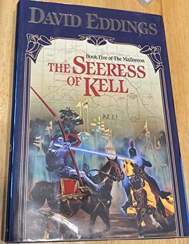 The Seeress of Kell By David Eddings