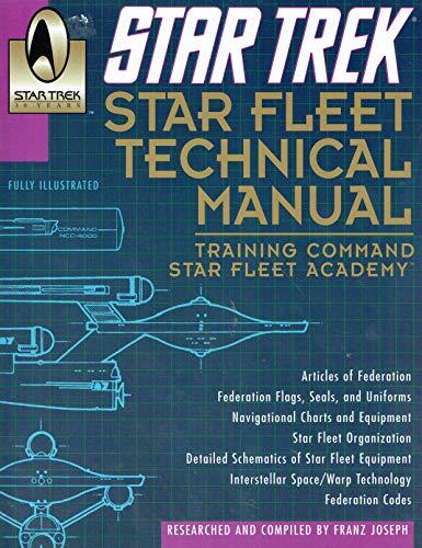 Star Fleet Technical Manual von Franz Joseph