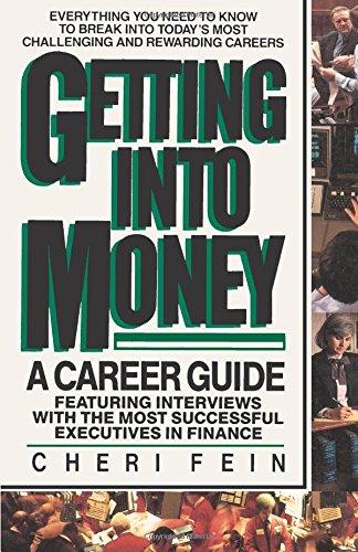 BT-Getting Into Money By Cheri Fein