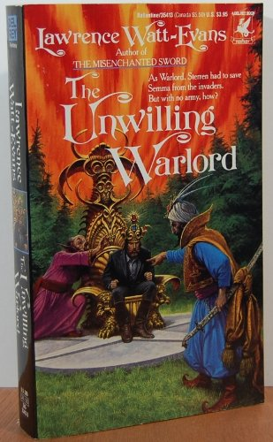 The Unwilling Warlord By Lawrence Watt-Evans