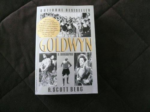 Goldwyn By A Scott Berg