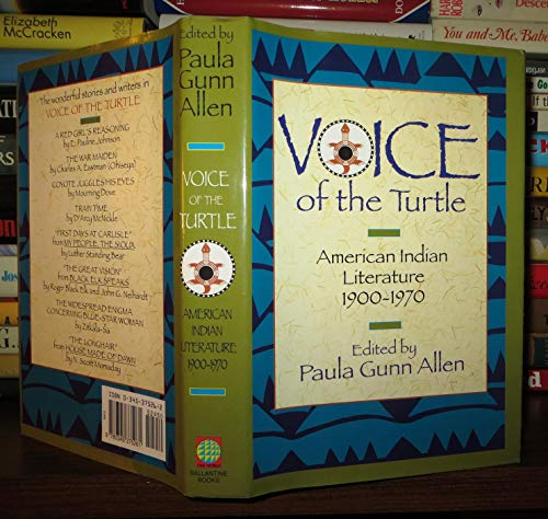 Voice of the Turtle By Paula Gunn Allen