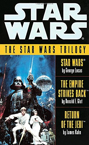 "The ""Star Wars"" Trilogy (A Del Rey book) by George Lucas"