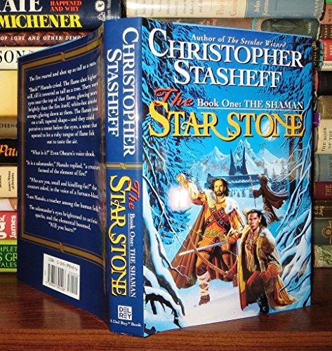 The Shaman 1: Star Stone Book By Christopher Stasheff