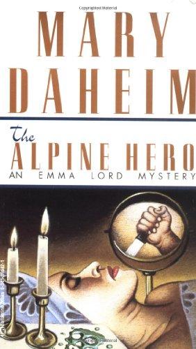 The Alpine Hero By Mary Daheim