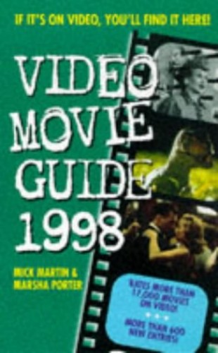 Video Movie Guide 1998 By Mick Martin