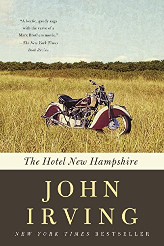 The Hotel New Hampshire By John Irving