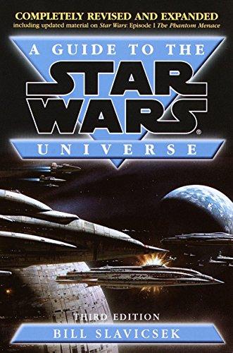 A Guide To Star Wars Universe By Bill Slavicsek
