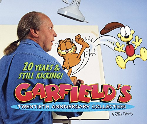 Garfield 20th Anniversary By Jim Davis