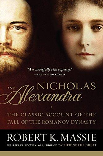 Nicholas and Alexandra von Robert K. Massie