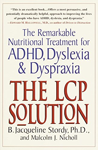 The Lcp Solution By B. Jacqueline Stordy